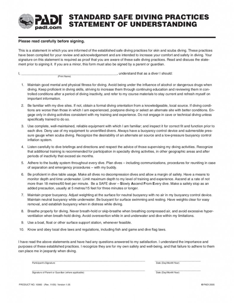 STANDARD SAFE DIVING PRACTICES-page-001